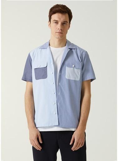 Academia Gömlek Mavi